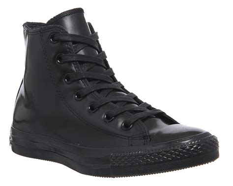 all black sneaker wedges converse chuck all wedge sneakers in