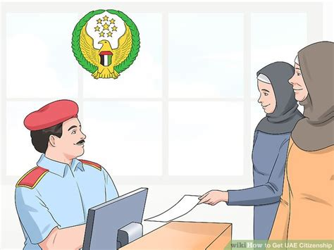 Can You Apply For Citizenship If You Criminal Record 3 Ways To Get Uae Citizenship Wikihow