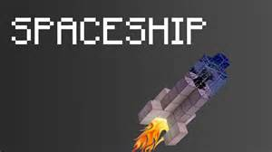 minecraft spaceship minecraft how to build a spaceship youtube