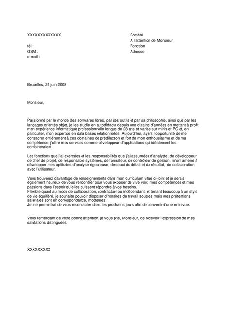 Exemple De Lettre De Motivation Sur Admission Post Bac Exemple De Lettre De Motivation Avec Pr 233 Tention Salariale Gratuit Lettre De Motivation 2017