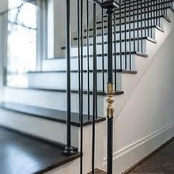 Silver Spindles For Stairs by Diadem Antique Brass Finials