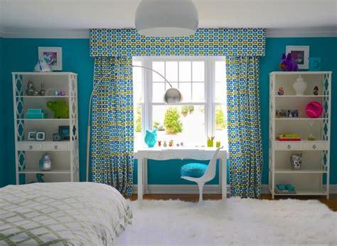 Chambre Fille Turquoise by D 233 Corer Les Murs D Une Peinture Turquoise 38 Id 233 Es D 233 T 233