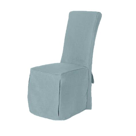 Fabric Dining Chair Covers 1 X Duckegg Fabric Dining Chair Covers For Scroll Top High Back Leather