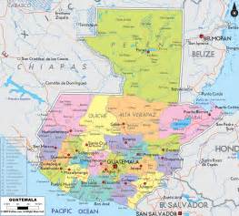map of south america guatemala germany political map