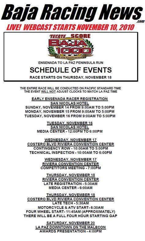 4 H Calendar Of Events Startravelinternational