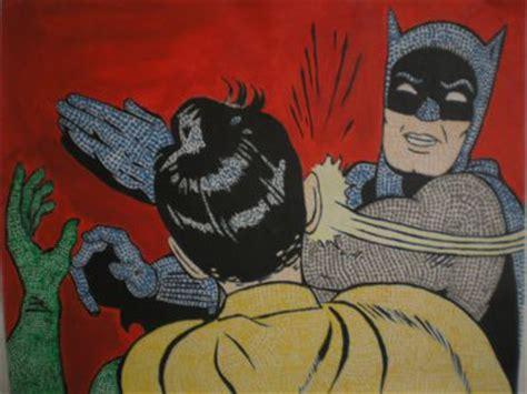 Batman Slapping Robin Meme Generator - meme creator slap meme generator at memecreator org