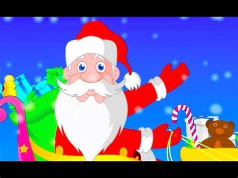 merry christmas nursery rhymes cartoon animation  children youtube