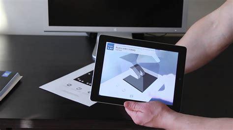 augmented reality home design ipad engineering graphics with augmented reality using an ipad