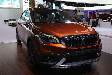 2019 Suzuki Sx4 by 2019 Suzuki Sx4 S Cross Concept And News Update 2019