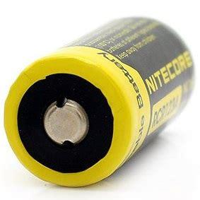 Baterai Senter Rcr123a 650mah Nitecore Rechargeable Battery T1310 3 nitecore rcr123a rechargeable li ion battery 650mah 3 7v