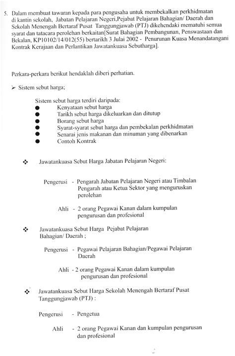 info pendidikan kebersihan kantin