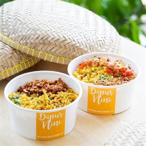 rice bowl  enak  bisa dipesan  rumah