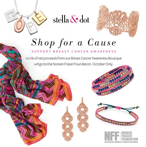 Shop For A Cause Bracelets To Benefit Orphans by Fields Style Jewelry October