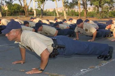 Officer Physical Requirements by The Pushup System Helps Develop The Punch