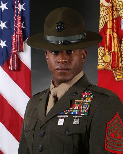 Marine L by Marine Corps Recruit Depot San Diego