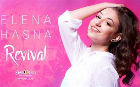 06 Hasna Syarii 85 000 hasna 238 n semifinala eurovision din 4 februarie