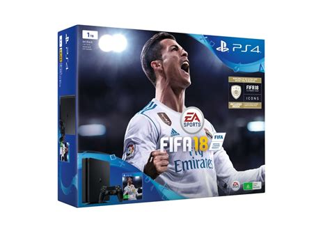 Sale Ps4 Fifa 2018 Region 3 New ps4 slim 1tb fifa 18 bundle ps4 buy now at mighty ape nz