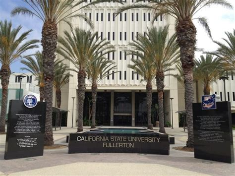 Cal State Fullerton Mba by 17 Best Images About And In Fullerton On