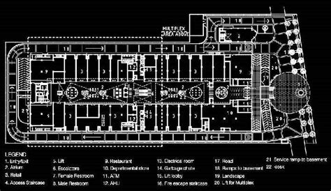 blueprint designer home plans design shopping mall floor plan architecture