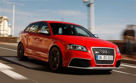 Audi Rs 3 Sportback by Audi A3 Rs 3 Sportback Best Photos And Information Of