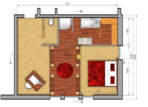 plan chambre d hotel am 233 nagement d une chambre d h 244 tel sachchi design interieur