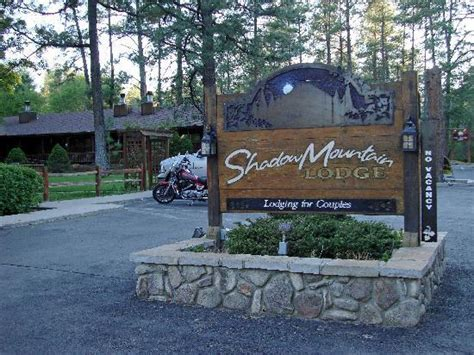 pretty views picture of shadow mountain lodge and cabins