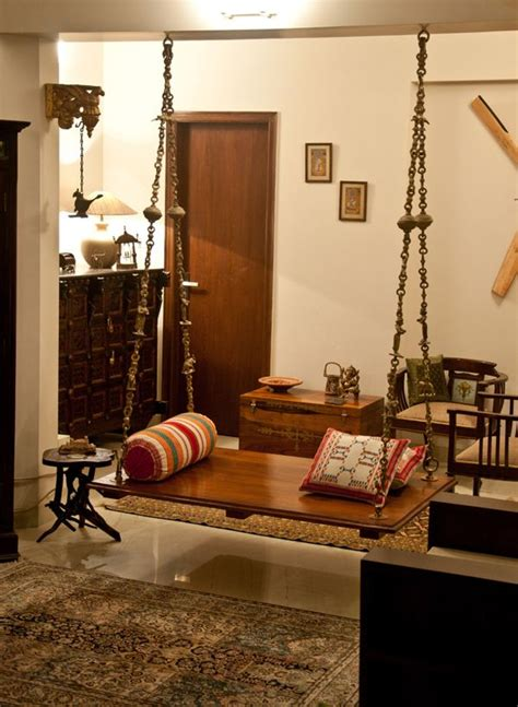 Home Interiors Sconces Oonjal Wooden Swings In South Indian Homes