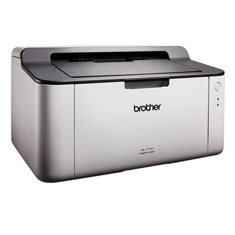 cara reset brother hl 1110 jual printer brother hl 1110 harga spesifikasi review