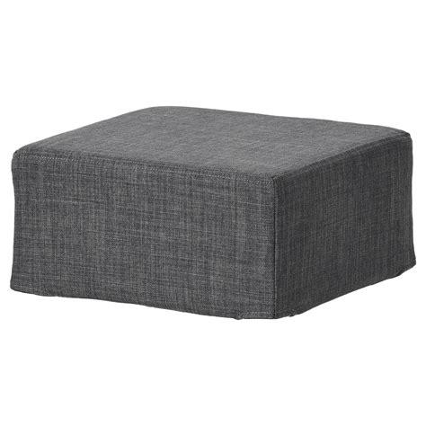 nils stool cover skiftebo grey ikea