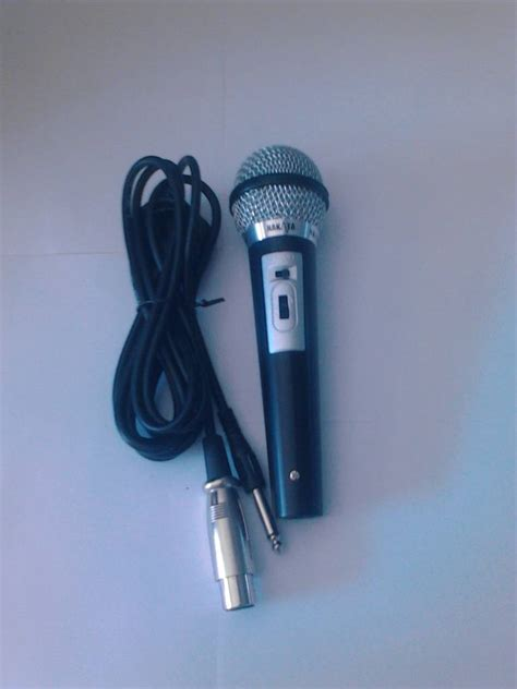 Best Quality Microphone Cable Kabel jual professional microphone nakata cable mic kabel ekostar shop