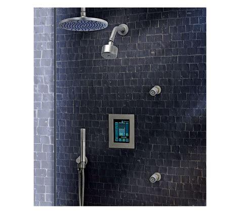 Digital Shower by Kohler Dtv Prompt Digital Shower System Livinator