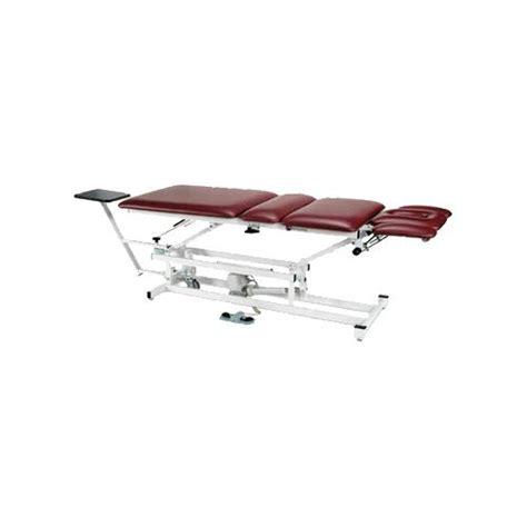 armedica hi lo treatment tables armedica hi lo six traction treatment table