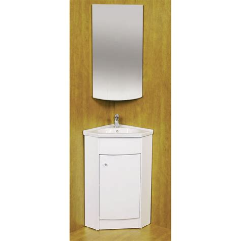 Mirrored Corner Bathroom Cabinet 403 Bathroom City