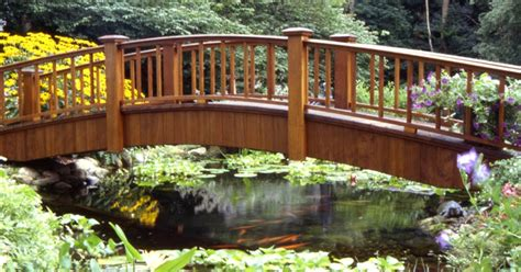 aquascape your landscape bridge over un troubled waters aquascape your landscape bridge over un troubled waters