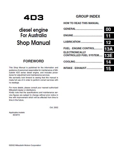 motor repair manual 1988 mitsubishi truck user handbook mitsubishi fuso canter truck service manual pdf