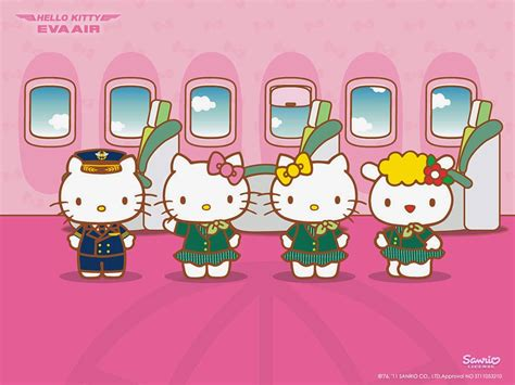 hello kitty eva air wallpaper hello kitty flights from singapore this december