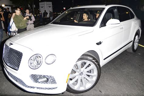 Kylie Gifted Tyga A New Bentley After Hiding His Ferrari