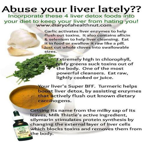 Is Detoxing For Your Liver by Liver Detox Health Tips