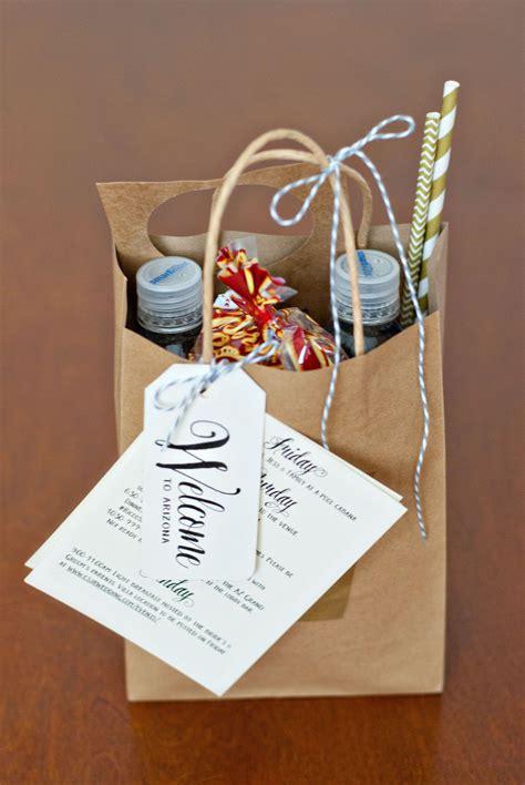 wedding welcome bags handmade and homegrown wedding weddi