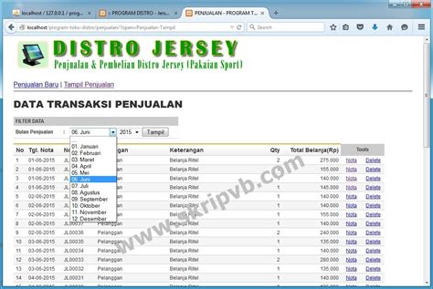 desain database inventory contoh database inventory barang contoh win