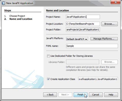 javafx tutorial netbeans scene builder using javafx scene builder with java ides using scene