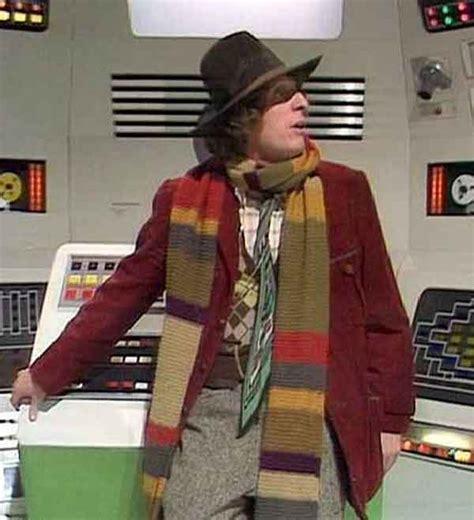 dr who scarf kit kats knits