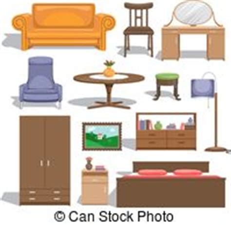 bedroom furniture clipart furniture for bedroom l and table chair and picture