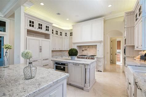 white kitchen cabinets with marble countertops 30 beautiful white kitchens design ideas designing idea