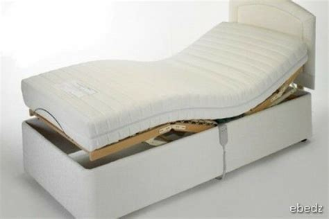single electric adjustable bed unbeatable price ebay