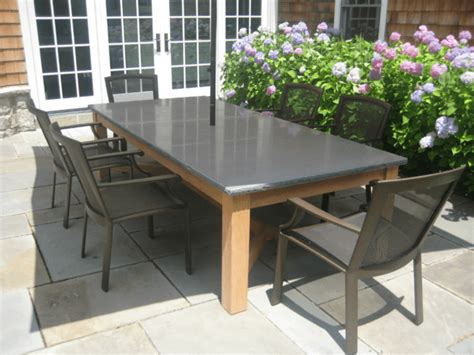 bluestone table tops with luciano bluestone counter height