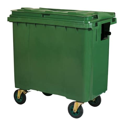 trash storage containers garbage container plastic and metal garbage container