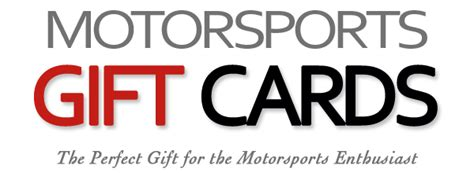 Motosport Gift Card - motorsports gift cards launched the win 500 a week for life sweepstakes