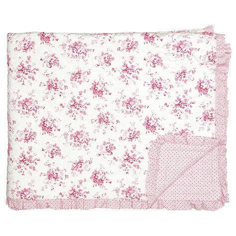 greengate quilt abelone raspberry 140x220 kaufen