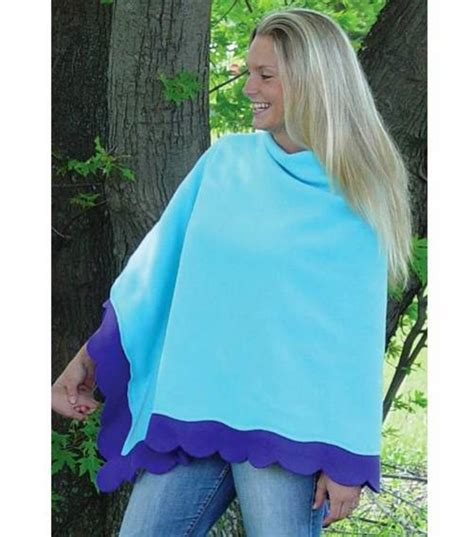 fabric pattern poncho 20 easy poncho sewing patterns sew guide